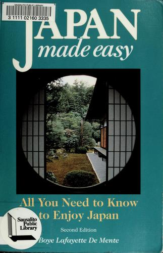 Download Japan made easy