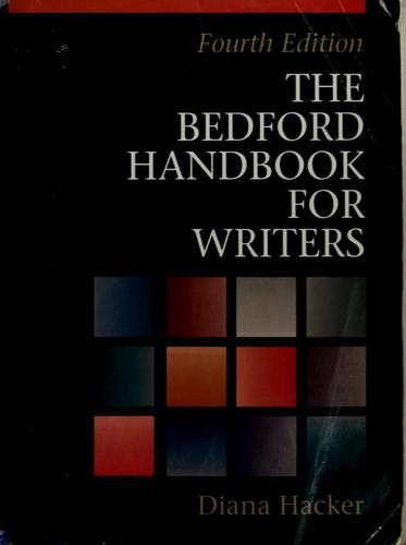 Download The Bedford Handbook for Writers