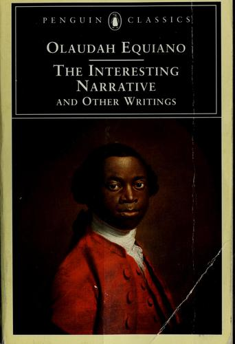 The interesting narrative and other writings