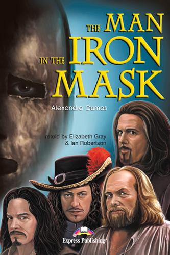 Level 5 Upper-Intermediate – The Man in the Iron Mask