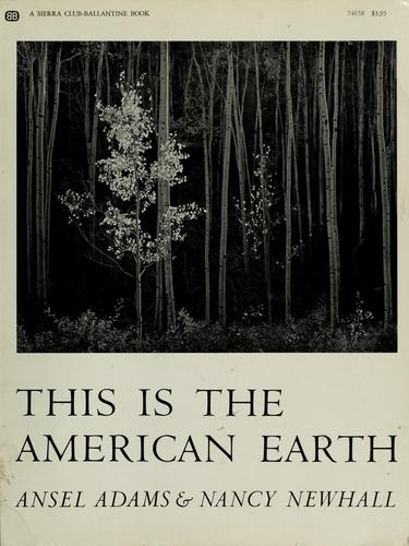 Download This is the American earth