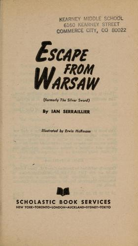Escape from Warsaw.
