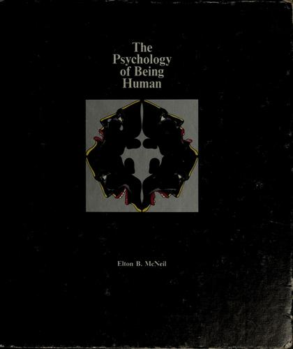 Download The psychology of being human