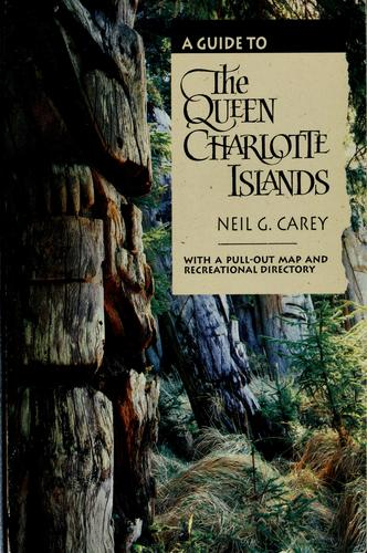 Download A guide to the Queen Charlotte Islands