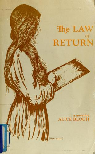 Download The law of return