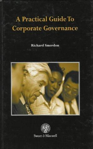 Download A practical guide to corporate governance