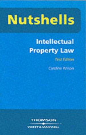 Download Intellectual Property Law (Nutshells)