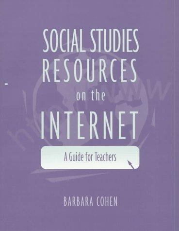 Download Social studies resources on the internet