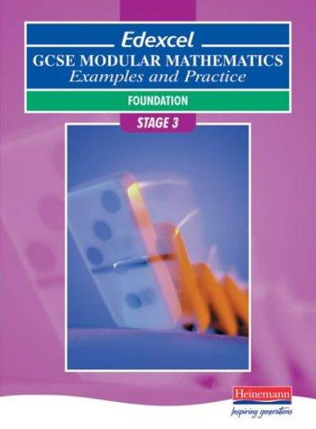 Edexcel GCSE Modular Mathematics (Edexcel GCSE Mathematics)