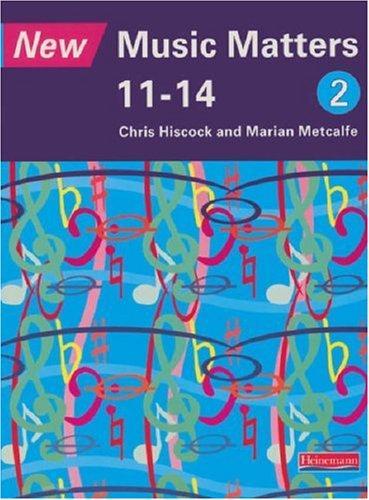 New Music Matters (New Music Matters 11-14)
