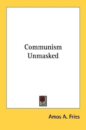 Download Communism Unmasked