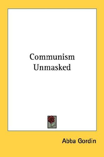 Download Communism Unmasked