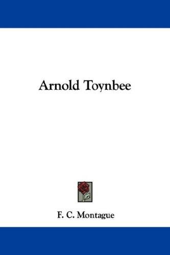 Download Arnold Toynbee