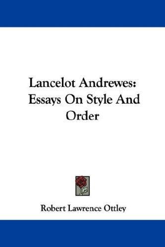 Download Lancelot Andrewes