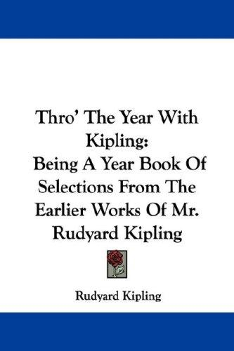 Download Thro' The Year With Kipling