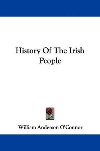 History Of The Irish People
