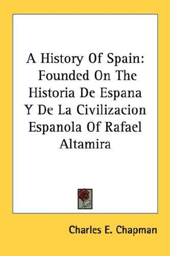 Download A History Of Spain