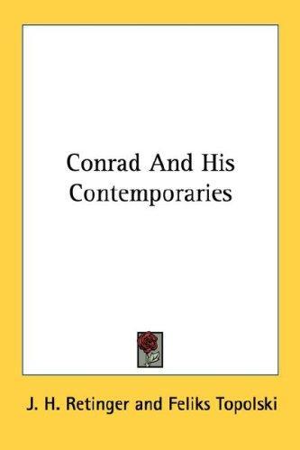 Conrad And His Contemporaries