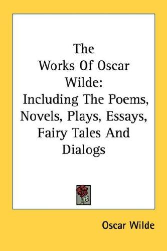 Download The Works Of Oscar Wilde