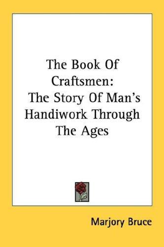 Download The Book Of Craftsmen