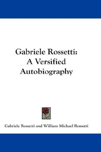 Download Gabriele Rossetti