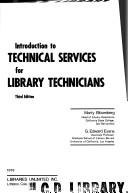 Download Introduction to technical services for library technicians