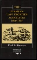 Download The farmer's last frontier, agriculture, 1860-1897