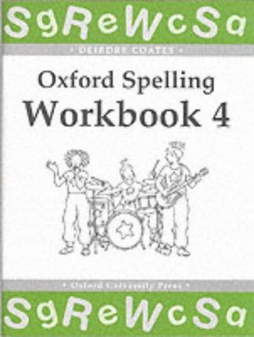 Download Oxford Spelling Workbooks