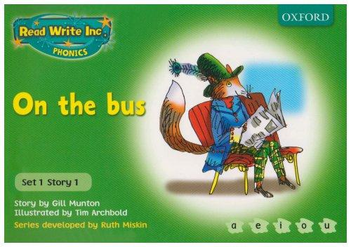 Download Read Write Inc. Phonics: Green Set 1 Storybooks