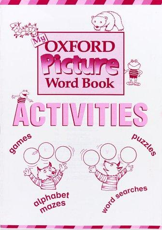 My Oxford Picture Word Book