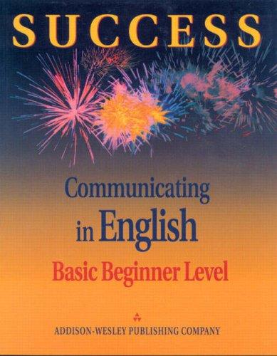 Download Success Communicating in English