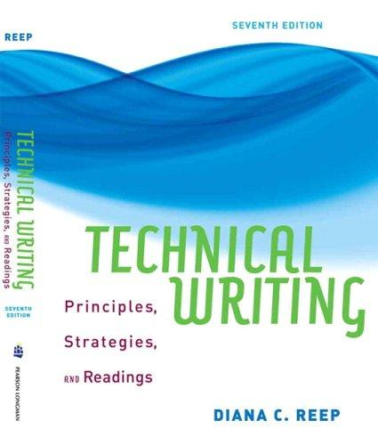 Technical Writing (7th Edition)
