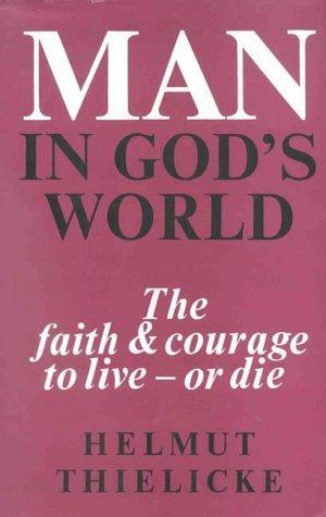 Download Man in God's World