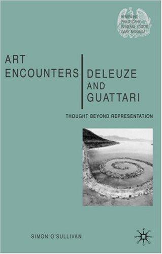 Download Art Encounters Deleuze and Guattari