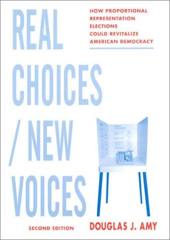 Download Real Choices / New Voices