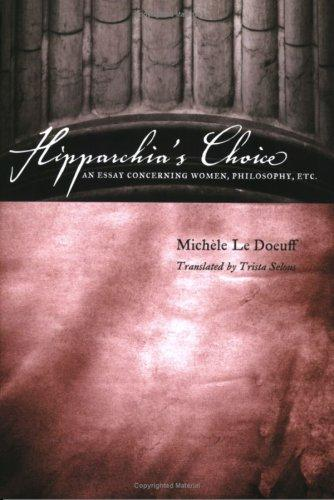 Download Hipparchia's Choice
