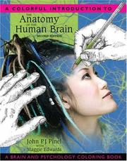 A Colorful Introduction to the Anatomy of the Human Brain: A Brain and Psycho...