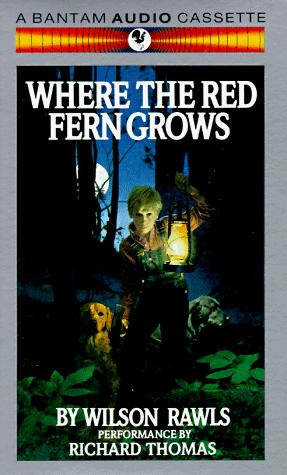 Download Where the Red Fern Grows/Audio Cassettes