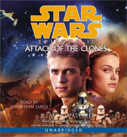 Star Wars, Episode II - Attack of the Clones R.A. Salvatore
