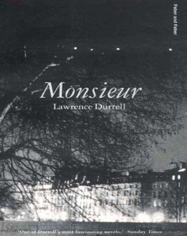 Download Monsieur, or the Prince of Darkness (Faber Fiction Classics)
