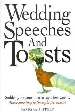 Wedding Speeches and Toasts