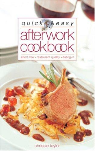 Download Quick & Easy After Work Cookbook