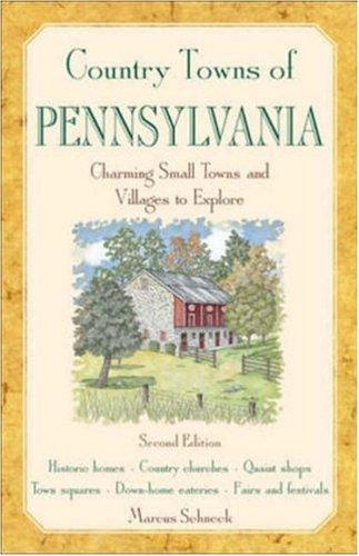 Download Country towns of Pennsylvania