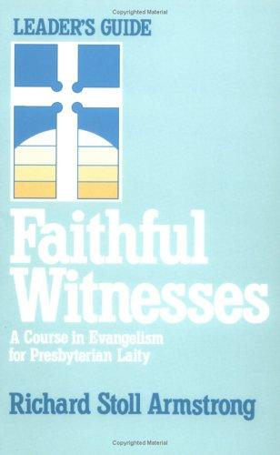 Download Faithful witnesses.