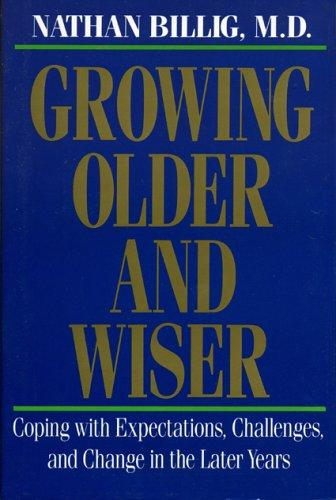 Download Growing older and wiser