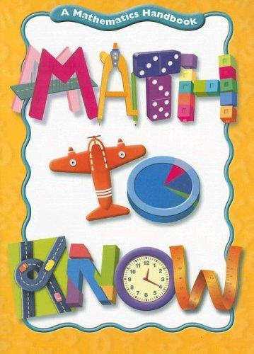 Math to Know
