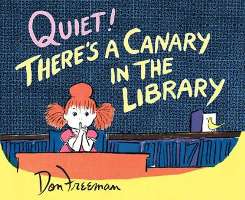 Download Quiet! There's a Canary in the Library