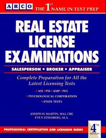 Download Real estate license examinations