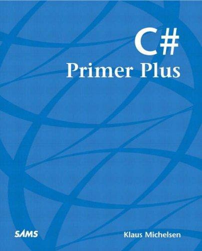 Download C# Primer Plus