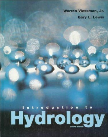 Introduction to hydrology.